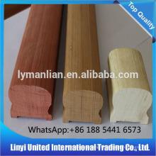 Balustres et balustrades en bois de teck, qualité fine et prix raisonnable