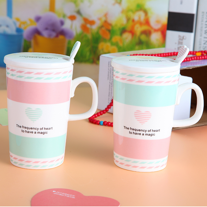 Fashion Mug with Cover
