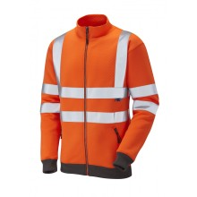 Salut Viz Hooded Sweatshirt Veste de travail