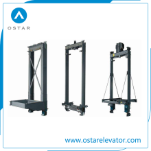 1: 1, 2: 1 Elevator Counter Weight Frame for Passenger Lift (OS45)