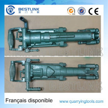 Y20 Pneumatic Rock Drilling Machine for Quarrying