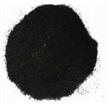 Enxofre de alta qualidade preto (n º CAS: 1326-82-5) com preço de fábrica