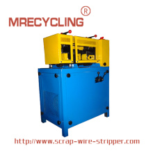 Máquina peladora de alambre de cobre industrial