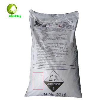 Soda cáustica en escamas para la fabricación de papel cas 1310-73-2