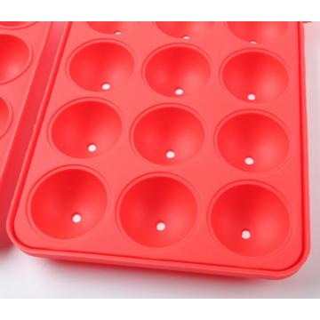 Ice Cube Mold Silicone Tray