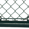 Горячий оцинкованный высококачественный оцинкованный забор