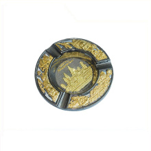 Europe regional feature metal cigarette ashtray