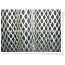 diamond hole expanded metal mesh/expanded metal mesh deck/expandable sheet metal diamond mesh