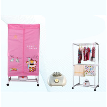 1000W Warm Air Clothing Dryer with PTC Heating Machine