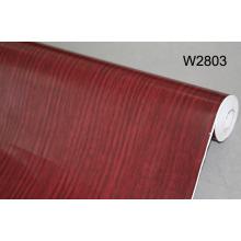 Китай ПВХ деревянное зерно самоклеющаяся пленка, наклейки, декоративная бумага