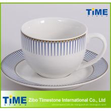 Royal Design Teetasse und Untertasse