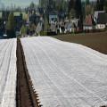 6.40 m x 250 meters non-woven material Micro tunnel