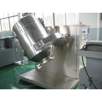 5-200L Three Dimensional Dry Powder Mix Machine for Laboratory Test Mixing