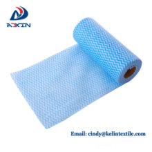 Paño de limpieza de la cocina Paño de la toalla no tejida disponible del aceite antiadherente de los platos