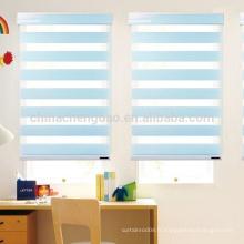 Rideau de fenêtre en zèbre 100% polyester zebra