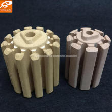 produtos cerâmicos de cordierite industrial