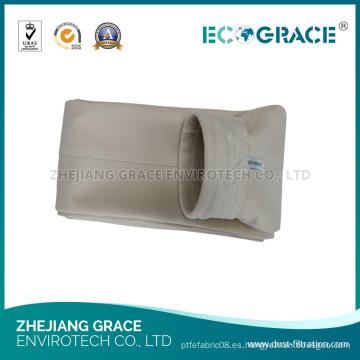Colector de polvo para la industria metalúrgica Bolsa de filtro de aramida