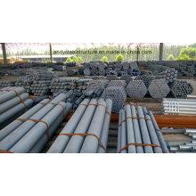 Stahlgitterstruktur für den Hochbau