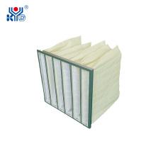 Máquina de fazer filtro de ar de bolso KYD