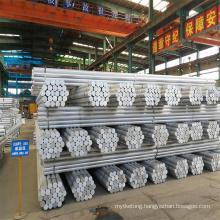 6082 6061 Customized Aluminum Round Bar for Building Construction Decoration