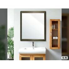 Заводская цена отличное качество серебряное зеркало ванной подвесное зеркало