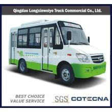 Autobús escolar popular de China del modelo SL6750c3f