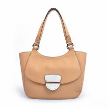 CK Leather Tabby Двусторонняя большая сумка для подгузников