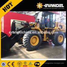 New Arrival SANY Brand 3m3 Bucket Wheel Loader SYL956 with 5T loading capacity