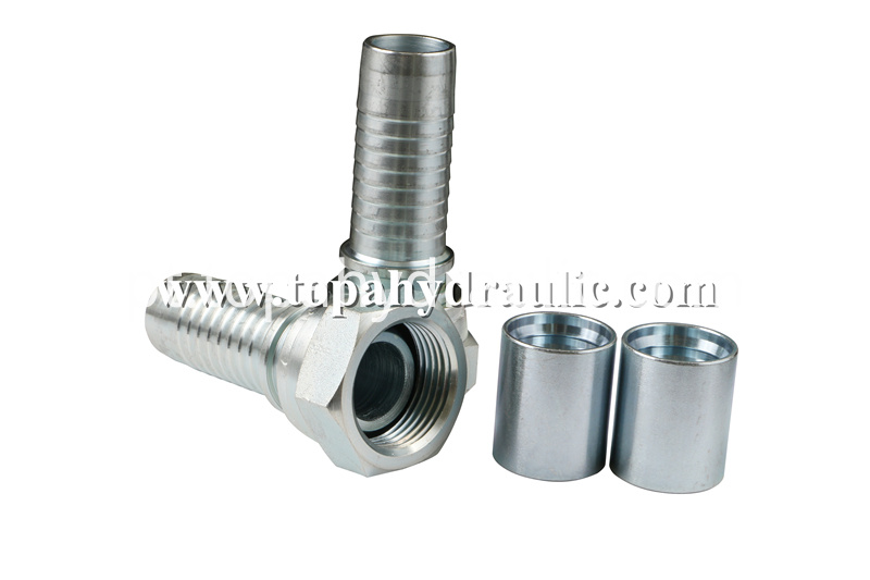 22612 Mechanical Sae Hydraulic Fitting