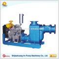 priming sewage water pumps