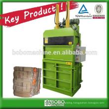 Cardboard compression machine for sale