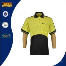 Camisa de trabajo de alta seguridad para trabajo de seguridad