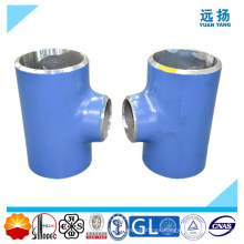 ASTM A234 Wp11 Wp12 Alloy Steel Reducing Tee