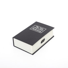 Home Decorative Metal Material Secret Book Safe Box  with Combination Lock
