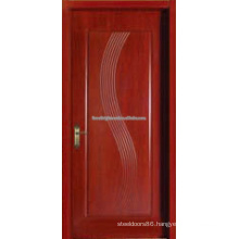 Hollow Core Cheap Price Veneered Carved Interior MDF Doors