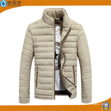 Fashion Men′s Winter Slim Fit Warm Padded Jacket  Bomber