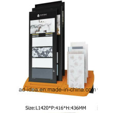 Floor Type Exhibition Stand for Tile Exhibition