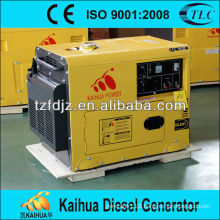 5kva silent small diesel generator set with cheap price for home use