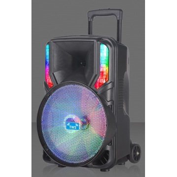 Kuat Bass 12inch Portable Trolley Speaker Lighting