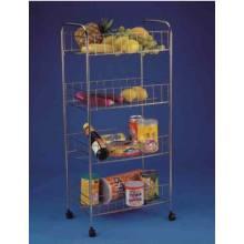 4 Tier Kitchen Storage Trolley