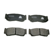 Long life and high temperature resistance auto car parts brake pad for CRV