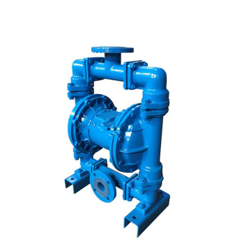 PTFE-lined+anti-corrosion+pneumatic+diaphragm+pump