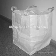 L'agriculture industrielle Ues et PP matériel PP 1000 kg sac pour riz