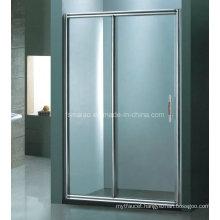 Sanitary Wares Aluminium Frame Sliding Shower Screen (H007B)