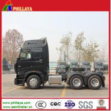 HOWO A7 6X4 Traktor LKW Anhänger / LKW Kopf