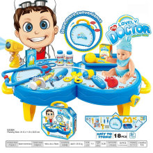 Boutique Playhouse Plastic Toy for Lovely Doctor