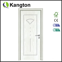Hot Sale Toliet Door PVC Wooden Doors (PVC door)