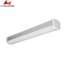 High quality Led Tri Proof Luminaire light 20w 30w 40w 50w 60w Ip65 Led Linear strip Light