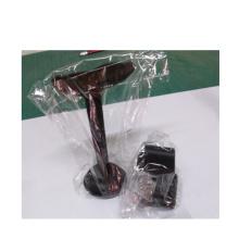 Красивый черный PU металла ювелирные изделия серьги Дисплей стенды (АОС-Е-BES1 / АИО-Е-BES2)