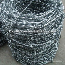 Hot Dipped Galvanized Military Barbed Wire